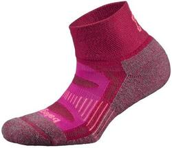 Balega - Fuschia Mohair Blister Resist Quarter