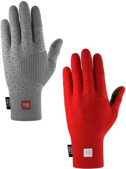 Compressport - Running Gloves - 2 farver