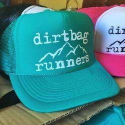 Dirtbag Runners Cap - Teal