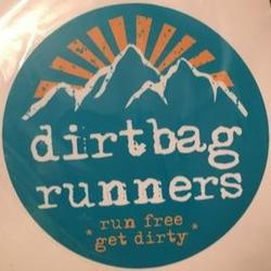 Dirtbag Runners Sticker - Circle