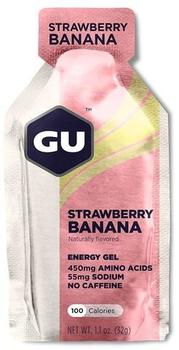 GU Gels - Strawberry / Banana