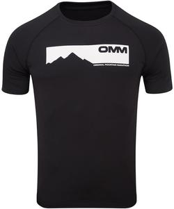 OMM - Trail Tee - Black