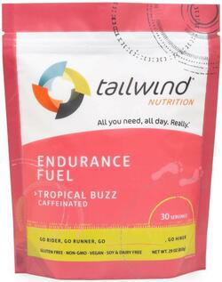 TAILWIND Caffinated Tropical BUZZ Medium - 30 serv.