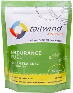 TAILWIND Caffinated Green Tea BUZZ Large - 50 serv.
