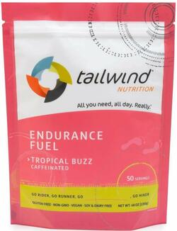 TAILWIND Caffinated Tropical BUZZ Large - 50 serv.