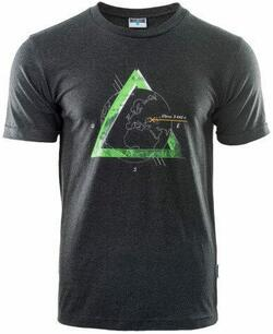 Elbrus Summit t-shirt - Dark Grey