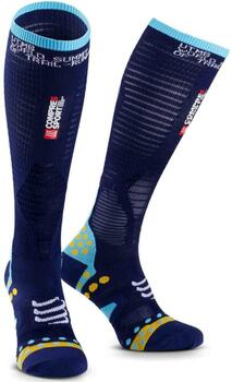 Compressport Mont Blanc Limited Edition Full Socks Ultralight Racing UTMB