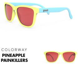 goodr Sunglasses - Pineapple Painkillers