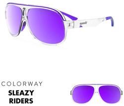 goodr Super Flys Sunglasses - Sleazy Rider