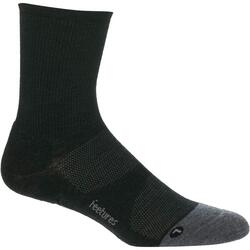 Feetures Merino10 Ultra Light Mini Crew - Sort