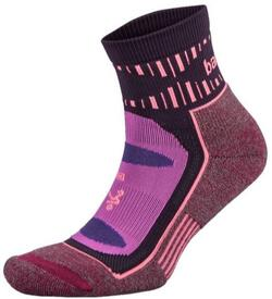 Balega - Pink Wildberry Mohair Blister Resist Quarter