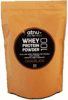 atnu Whey 100 Protein Chocolate - 800 g.