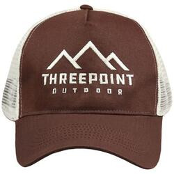 Threepoint - Logo Cap - Chocolate