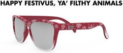goodr Sunglasses - Happy Festivus, Ya´Filthy Animals