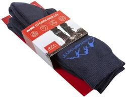Threepoint - Hiker Lite 2 Pack sokker - Navy