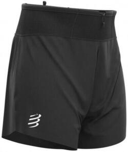 Compressport - Trail Racing Short Black - 2 in 1