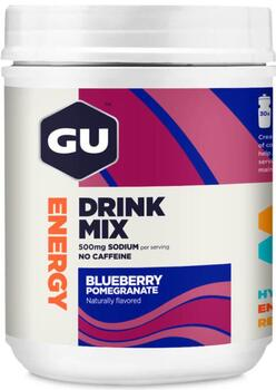 GU Energy Drink Mix - Blueberry Pomegranate - 840 g. - 30 serv.