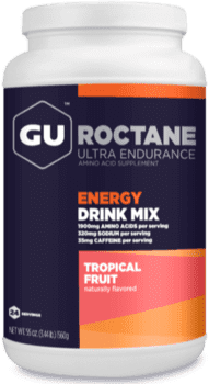 GU Roctane Ultra Endurance - Tropical Fruit - 1550 g. - 24 serv.