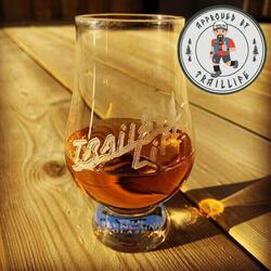 Traillife Whisky Glas