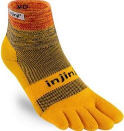 Injinji - Trail Performance - Mini Crew - Marigold