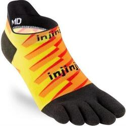 Injinji - Performance Run - Lightweight No Show - Lightning