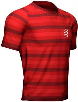 Compressport - Performance  SS T-shirt Men - Red
