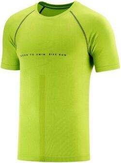 Compressport - Training t-shirt - Born to SwimBikeRun 2020