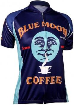 Retro Jersey - Blue Moon - Women