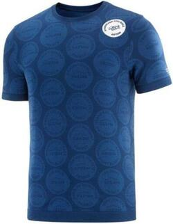 Compressport - Training t-shirt Badges - Mont Blanc 2020 - S/S