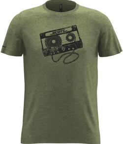 Scott - Mens Tee - 20 Graphic Dye - Green