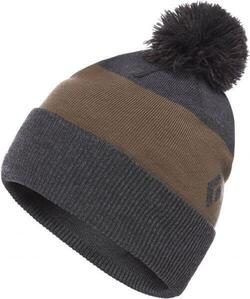 Black Diamond - Pom Beanie - Smoke/Walnut