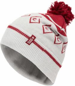 Black Diamond - Pom Beanie - Red Icon