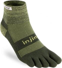 Injinji - Trail Performance - Mini Crew - Herb