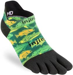 Injinji - Performance Run - Lightweight Mini Crew - Deep Sea