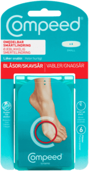 COMPEED - Vabel Small 6 stk