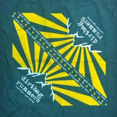 Dirtbag Runners Bandana