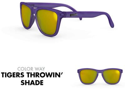 goodr Sunglasses - Tigers Throwin´ Shade