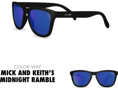 goodr Sunglasses - Mick and Keith´s Midnight Ramble
