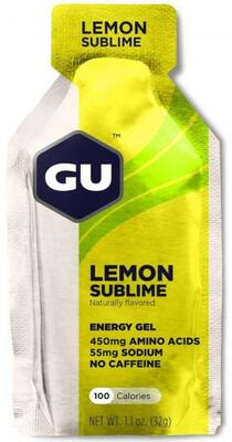 GU Gels - Lemon Sublime