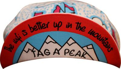 Tag a Peak - Trail Cap