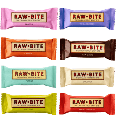 Raw Bite - Try Out - 8 x 50 g.