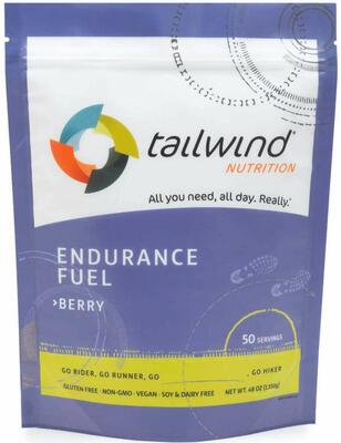 TAILWIND Endurance Fuel Berry Large - 50 serv.