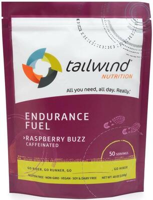 TAILWIND Caffinated Raspberry BUZZ Large - 50 serv.