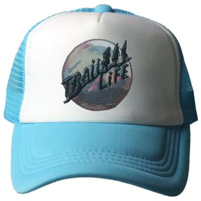 Traillife Cap - Blue Baboon