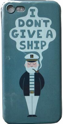 "iphone6 & iphone7 Cover - ""I Don´t give a Ship"""