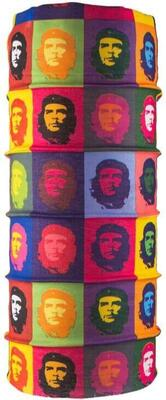 Multicolour Che Guevara Neck Gaiter