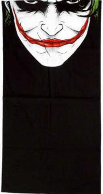 Joker Face Neck Gaiter