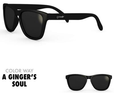goodr Sunglasses - A Ginger´s Soul