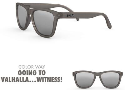 goodr Sunglasses - Going to Valhalla...Witness!