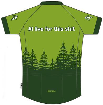 Traillife Cycle Jersey